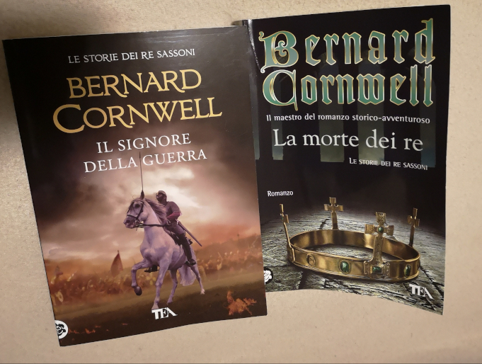 Il signore della guerra e la morte dei re di Cornwell