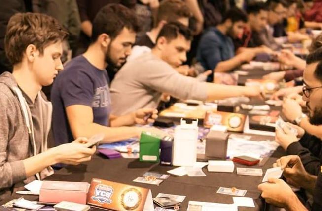 Marco Pastore, giocatore professionista di Yu-Gi-Oh