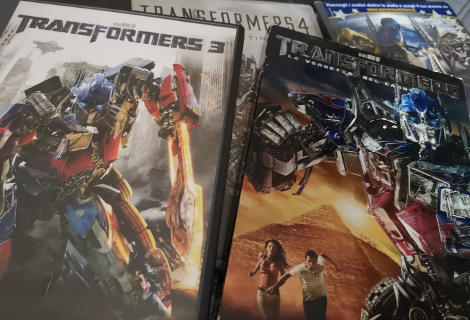 I film di Transformers