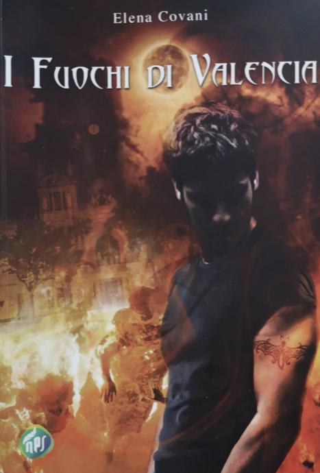 I fuochi di Valencia libro urban fantasy