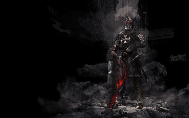 Cavaliere Ospitaliere dark