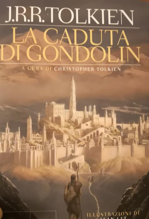 La Caduta di Gondolin: ultimo libro di Tolkien