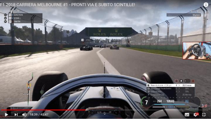 Come diventare un pilota di F1? La storia di AmosLaurito