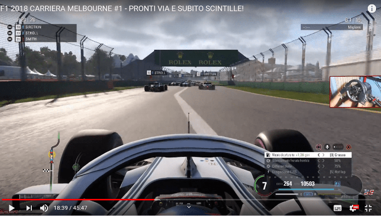 amos laurito driving gameplay