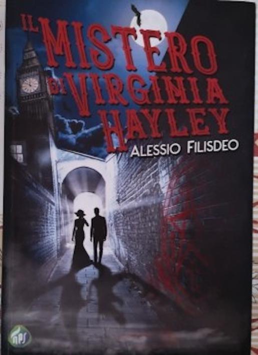 il mistero di virginia hayley: un urban fantasy sui vampiri