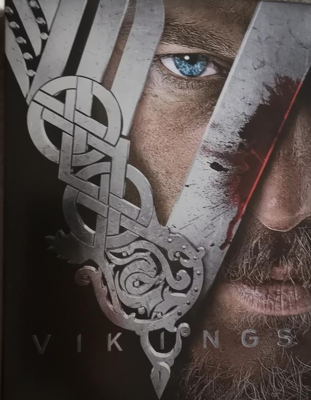 Vikings, copertina