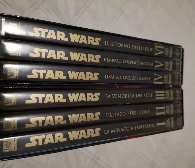 I film di Star Wars
