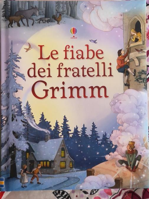 Le fiabe dei fratelli Grimm, libro
