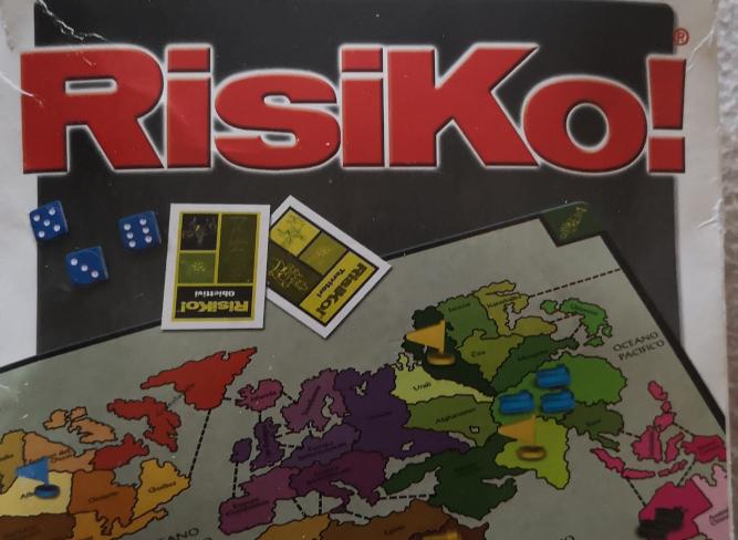 Risiko gioco da tavolo