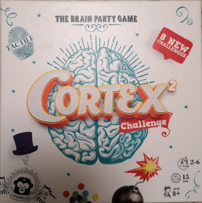 Cortex challenge, il gioco da tavolo