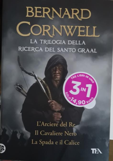 La trilogia del Santo Graal di Cornwell