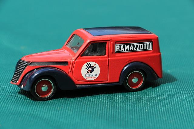 Ramazzotti car