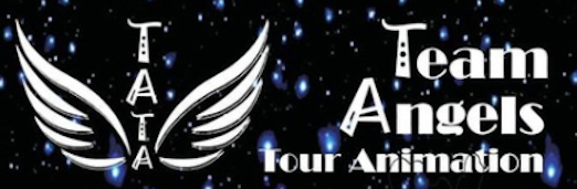 Team Angels Tour Animation Logo