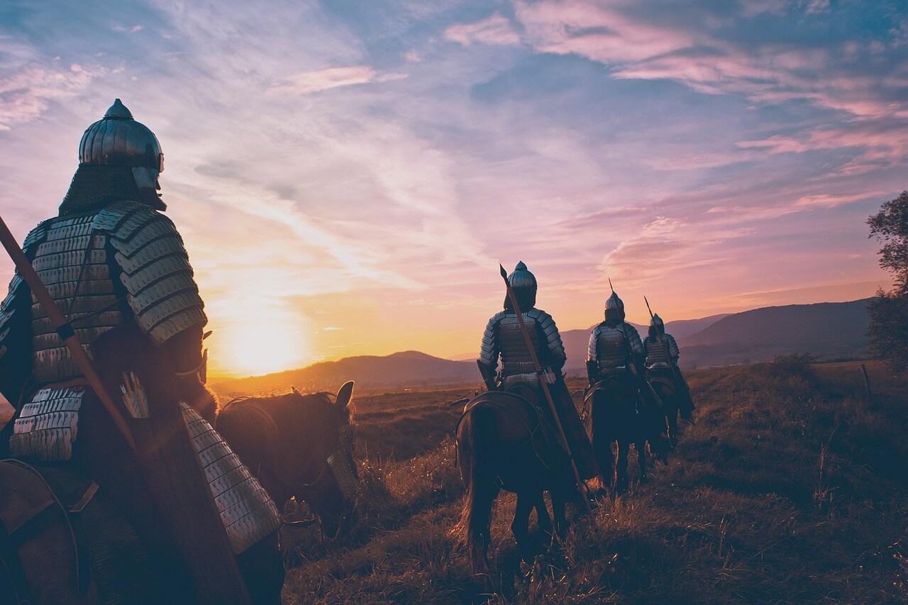 cavalieri mongoli