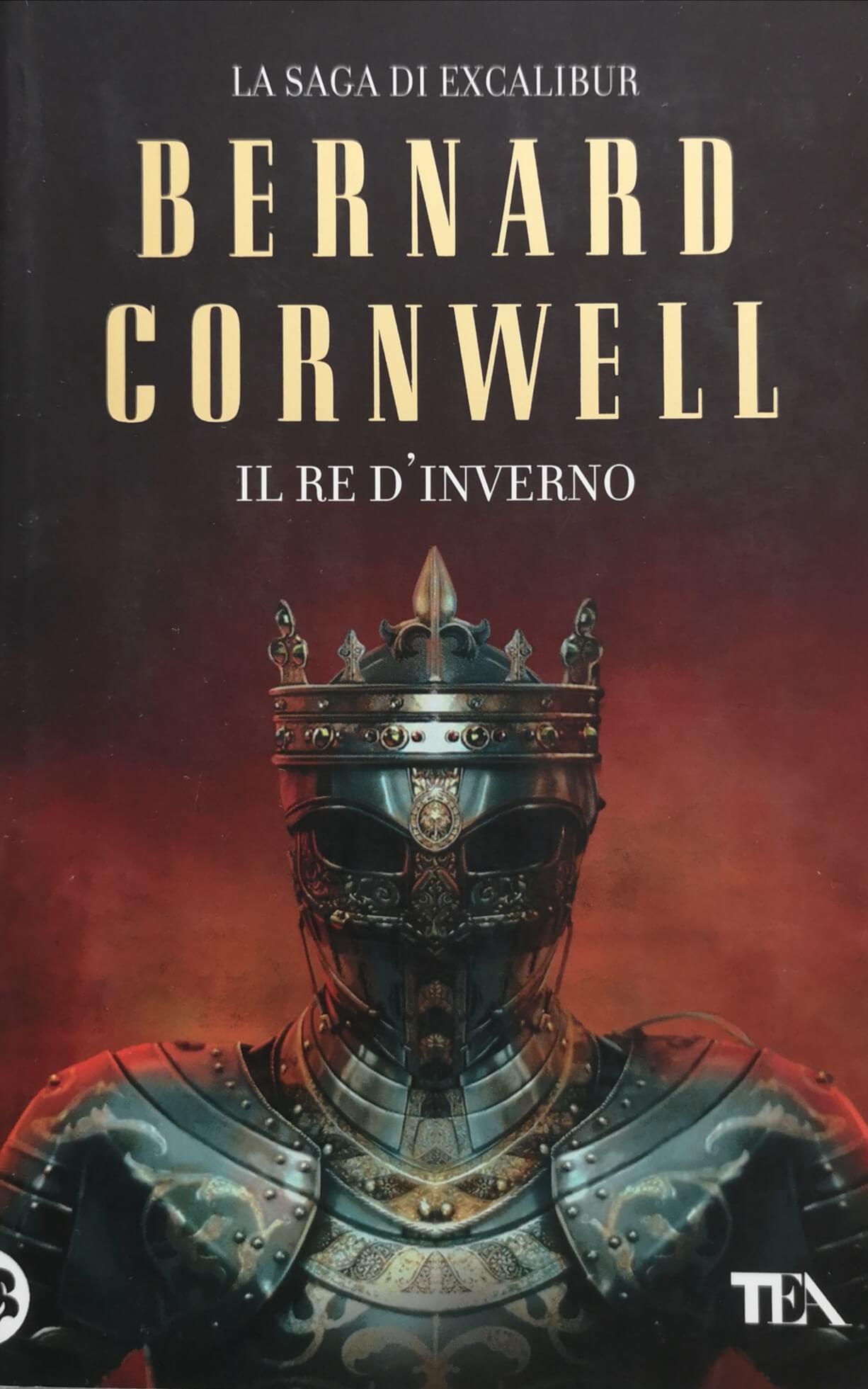 Il Re D'Inverno libro di Cornwell