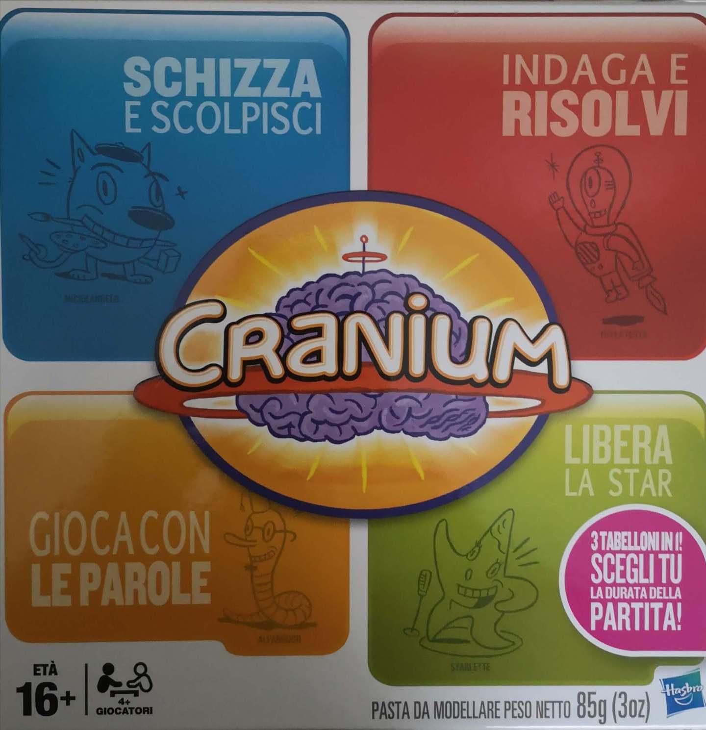 Cranium gioco da tavolo