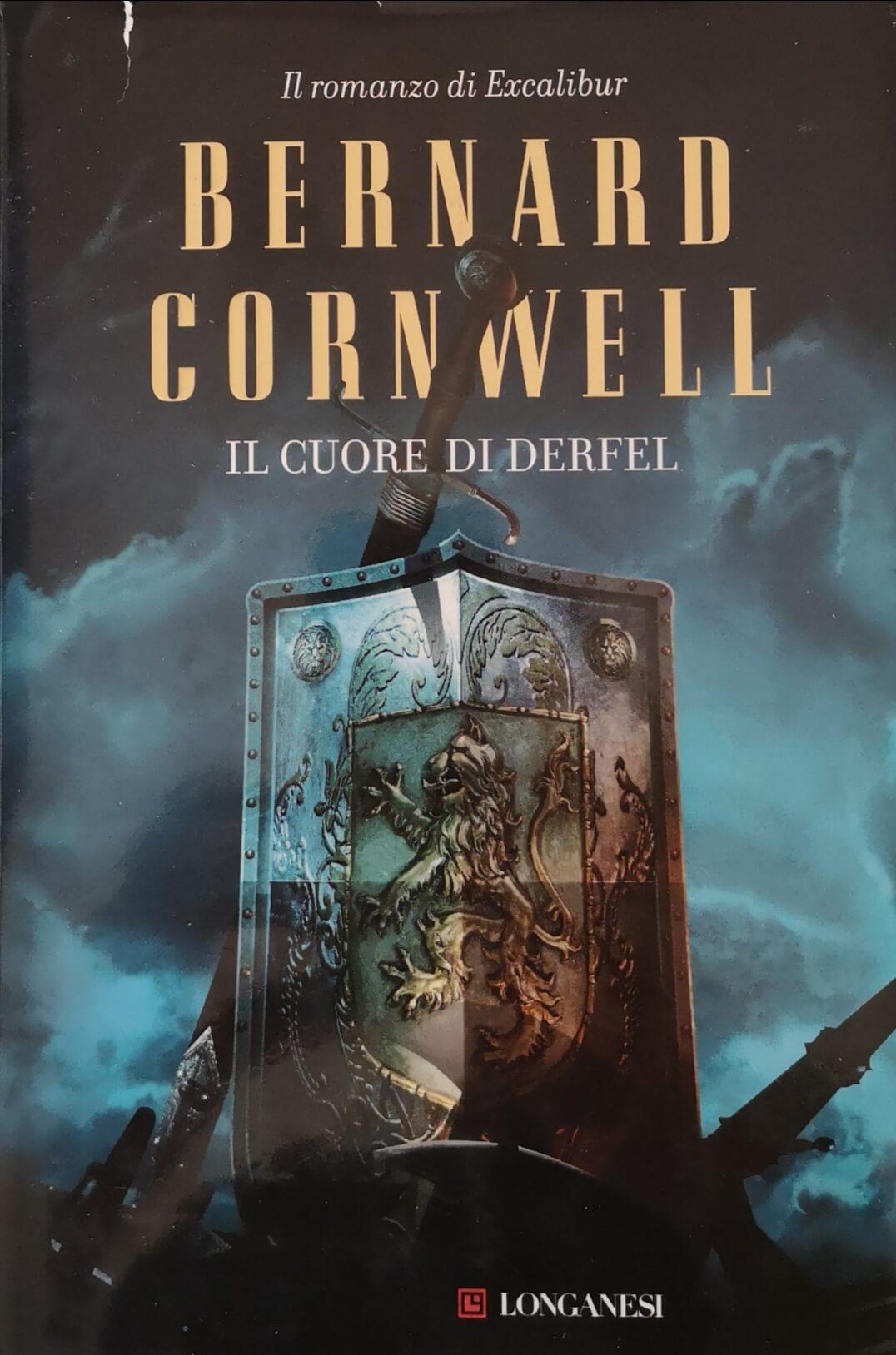 Il Cuore di Derfel romanzo di Bernard Cornwell