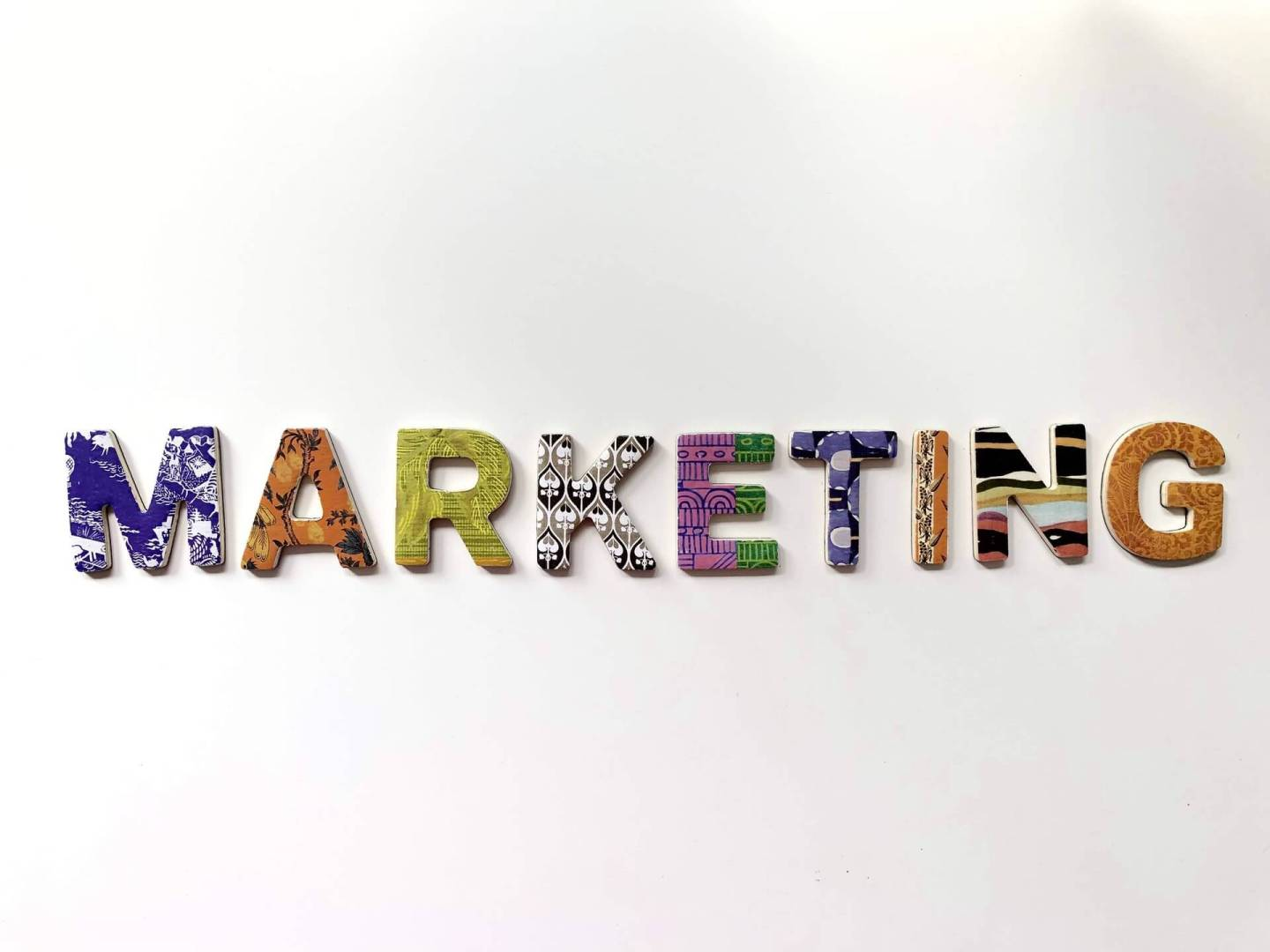 marketing word