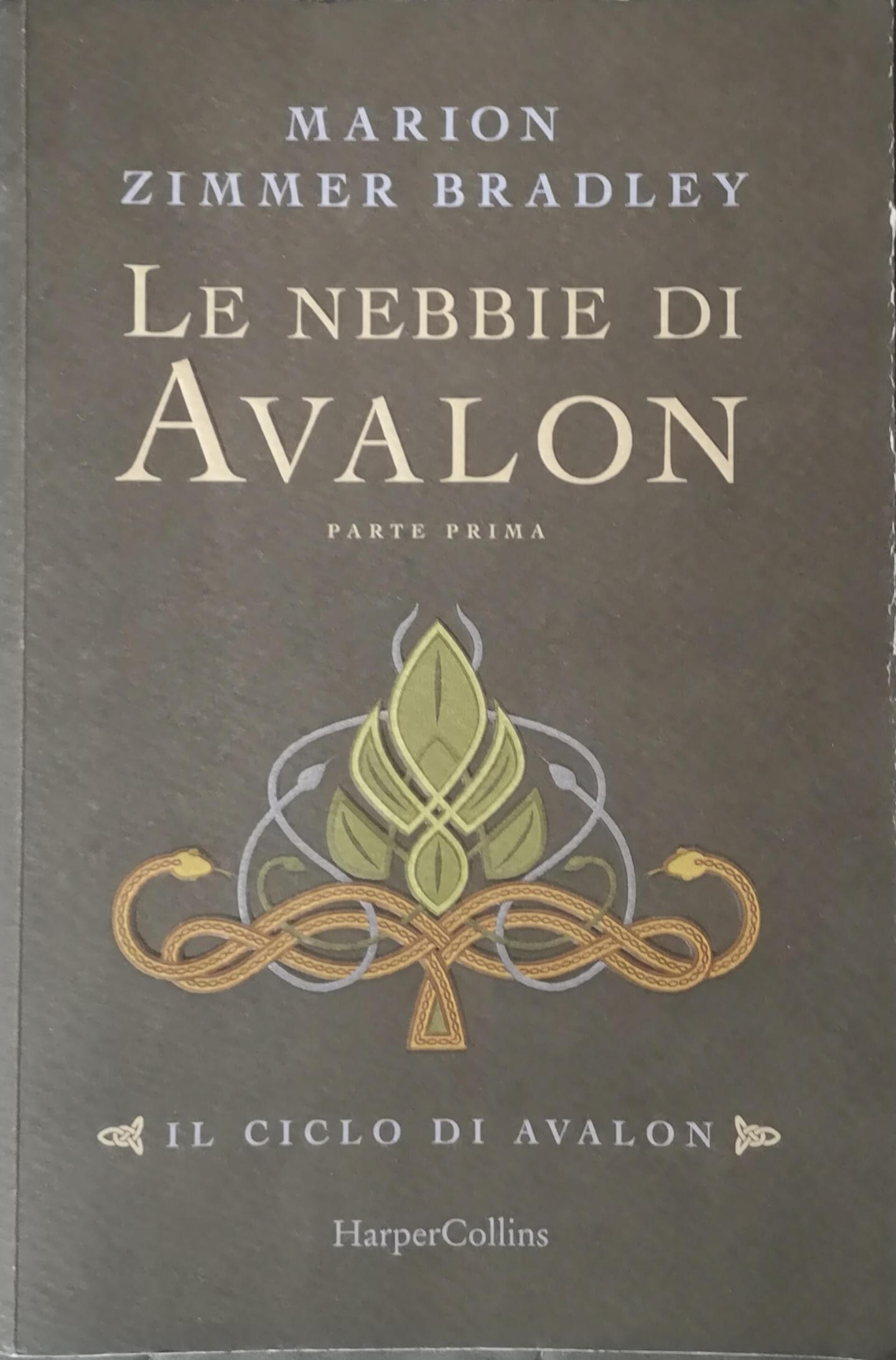 Le nebbie di Avalon libro