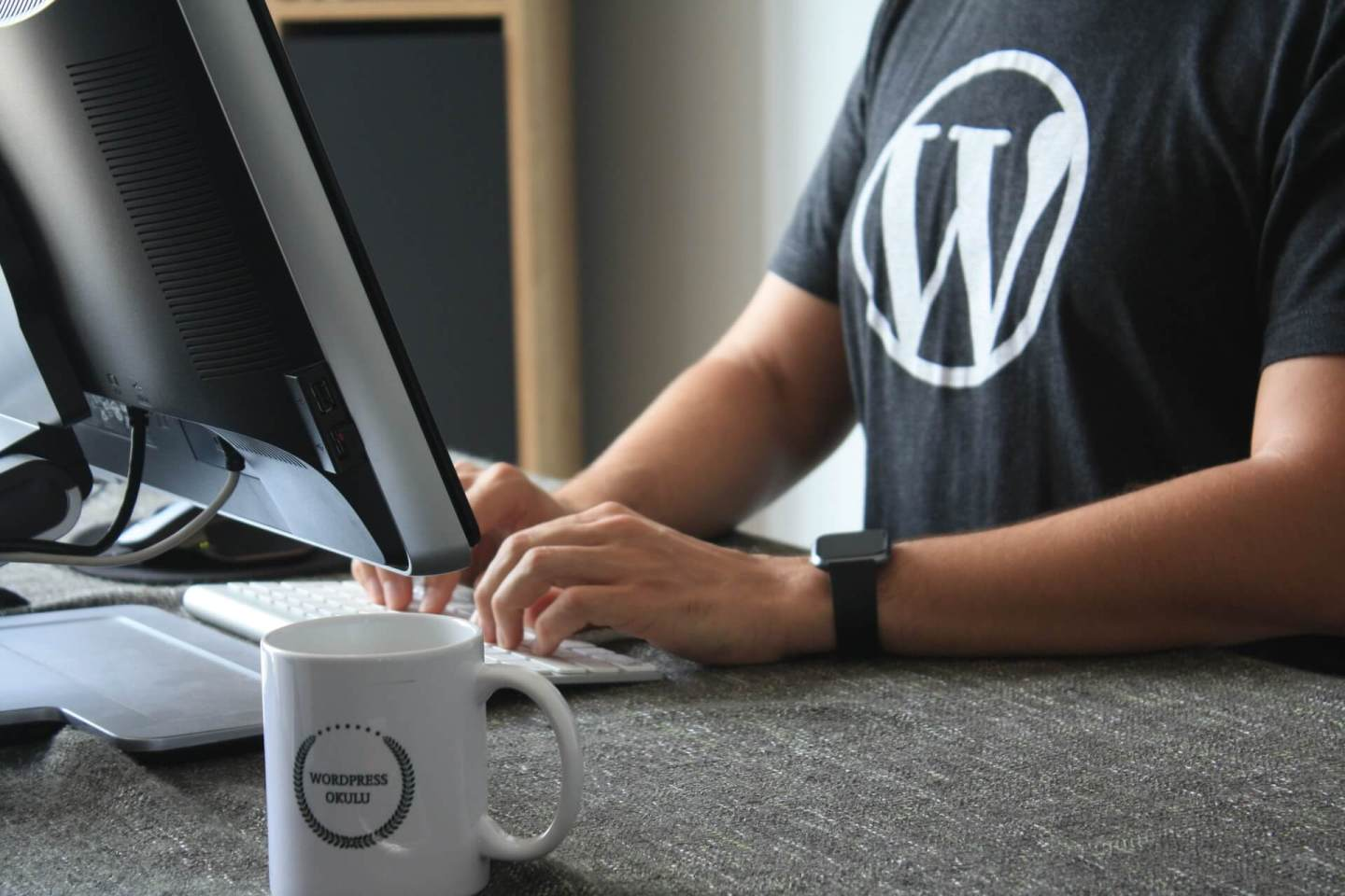wordpress blogger