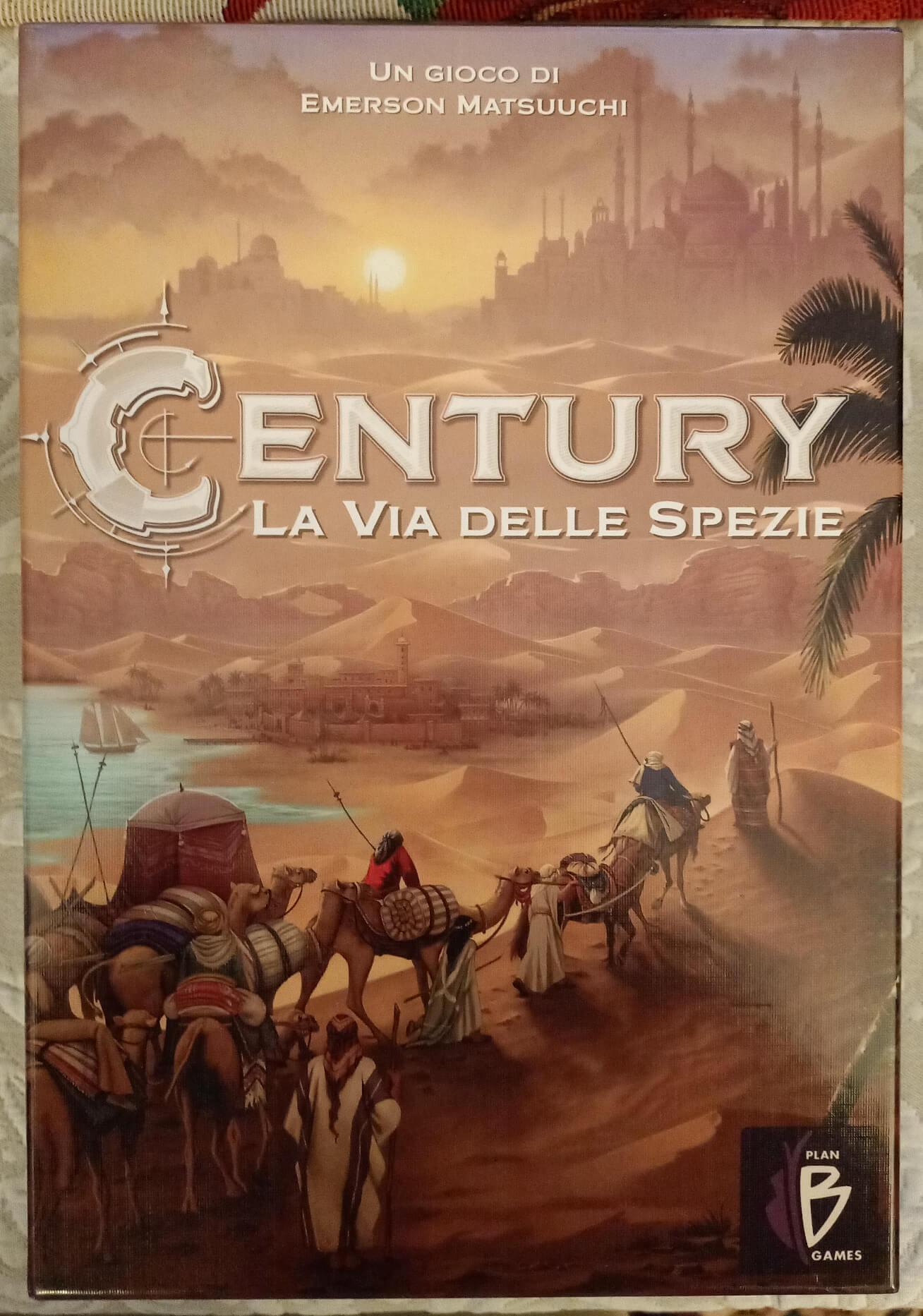 century gioco da tavolo