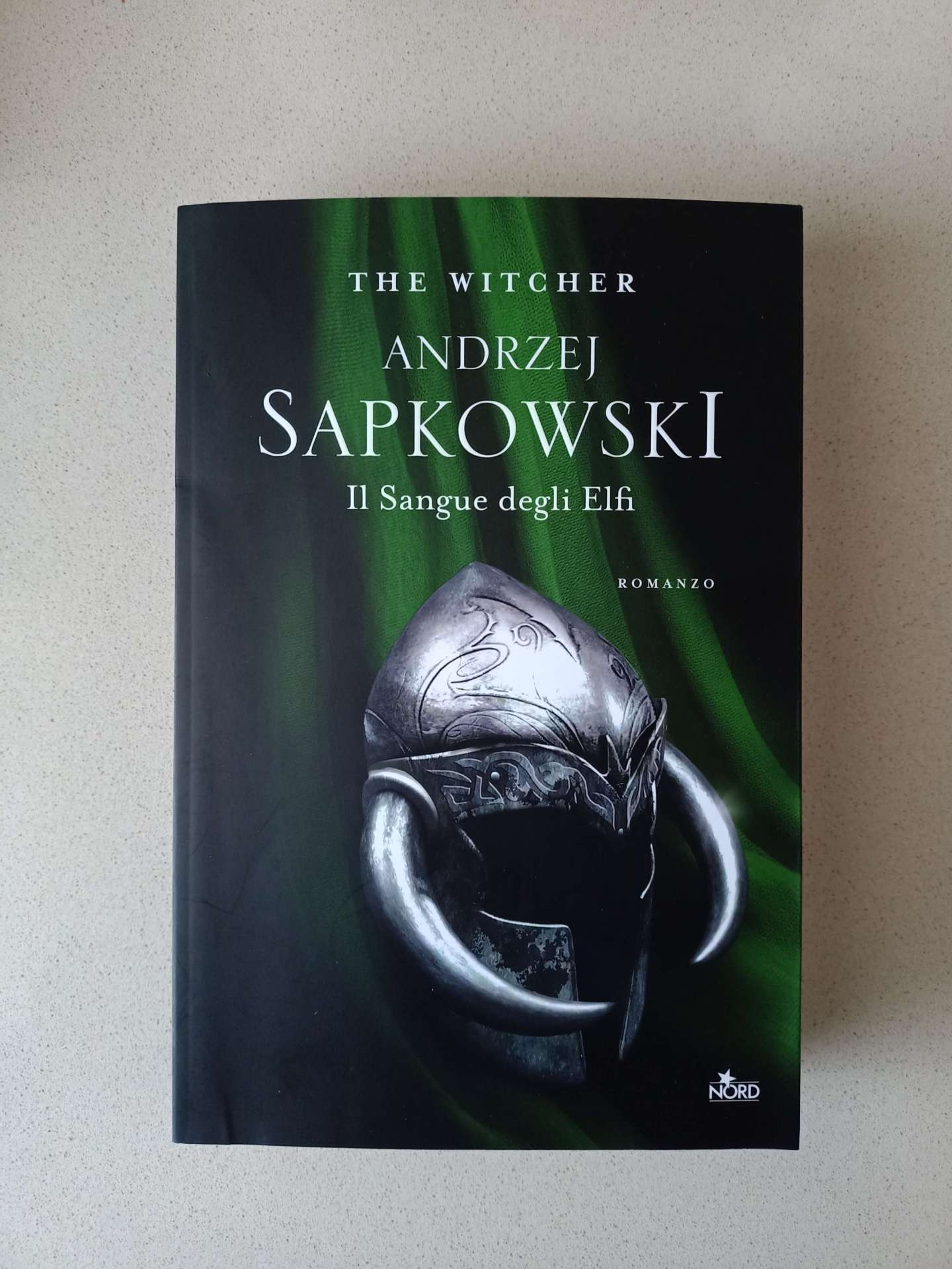 Il Sangue degli Elfi Sapkowski