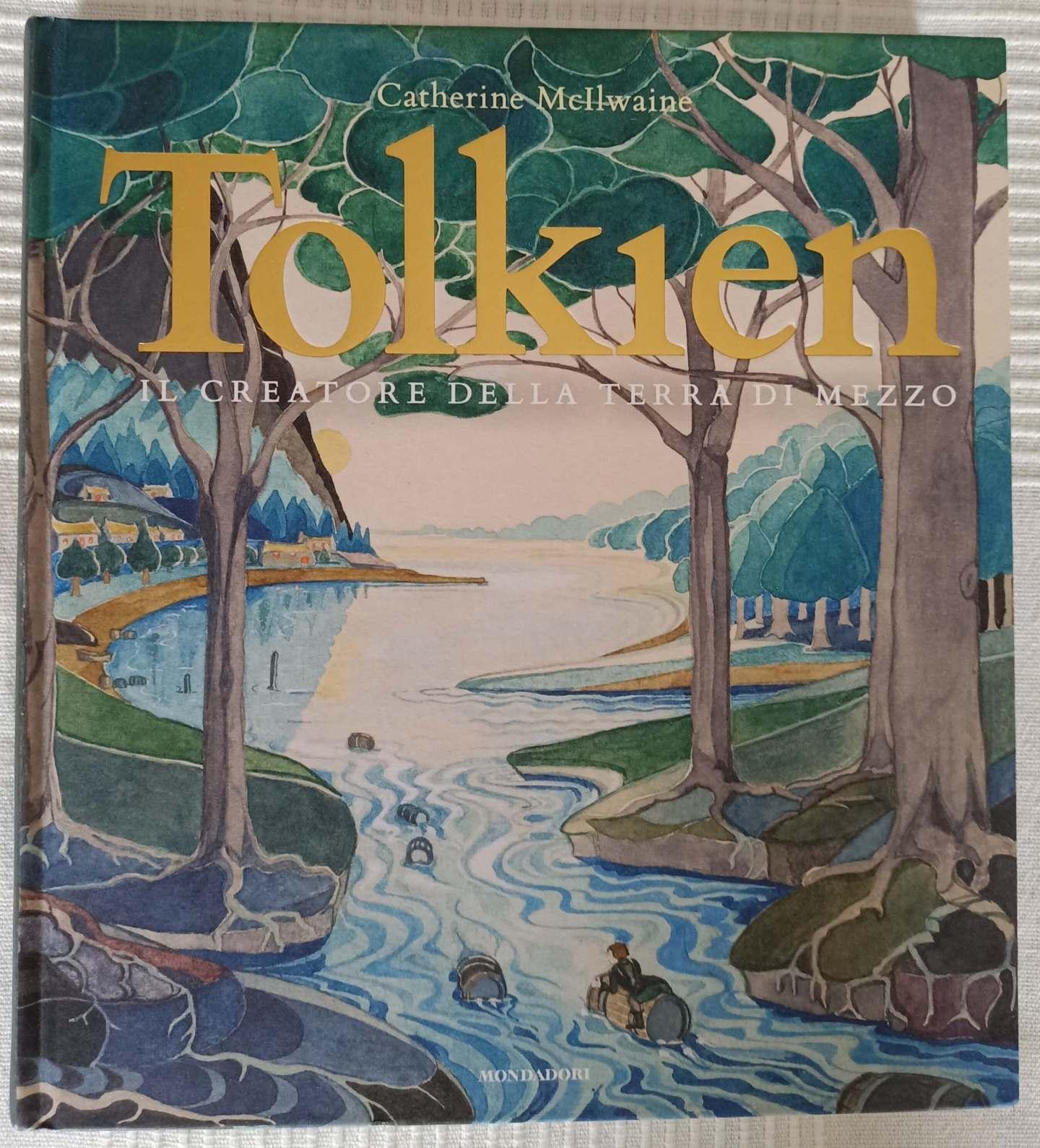 Tolkien - Il creatore della Terra di Mezzo - libro